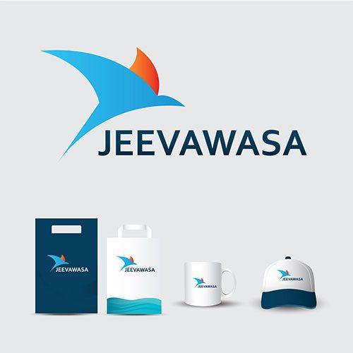design jeevawasa logo