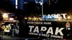 Tapak | Urban food Street Dining