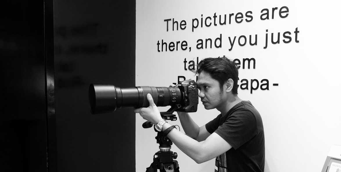 Nikon Test me