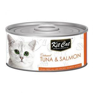 Kit Cat wild caught
