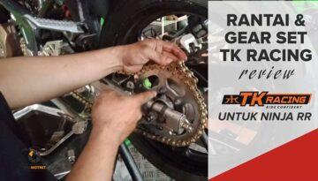 Gear Set Ninja RR TK racing