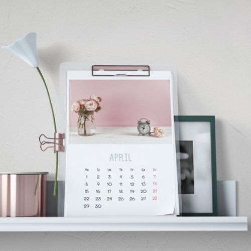 Kalender Decoration