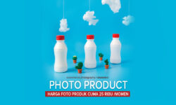 harga foto produk okamotret