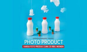 Harga jasa foto produk eCommerce profesional