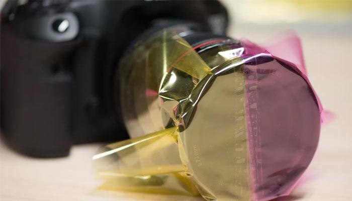 filter lens okamotret