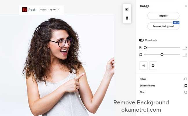 5 Cara Menghapus Background Foto via online