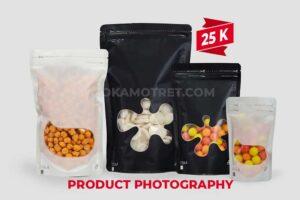 Biaya jasa foto produk