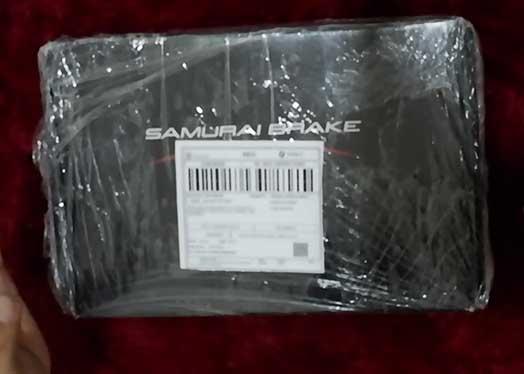 Box Nissini samurai